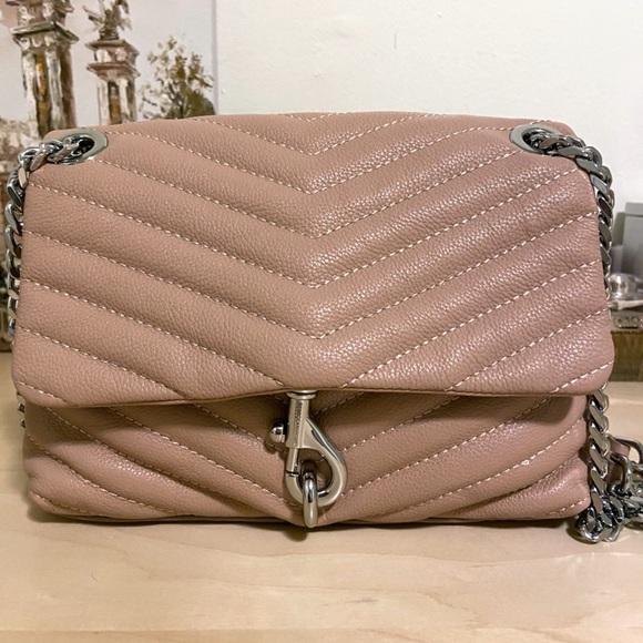 Rebecca Minkoff Handbags - Brand New REBECCA MINKOFF Edie Quilted Leather Bag
